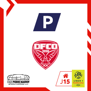 PARKING LOSC - DIJON FCO