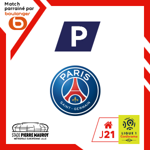 PARKING LOSC - PARIS SG